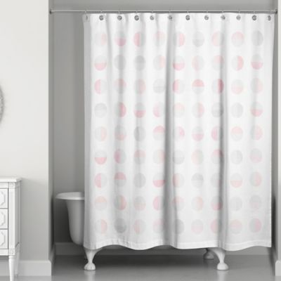 Buy Circle Shower Curtain from Bed Bath & Beyond