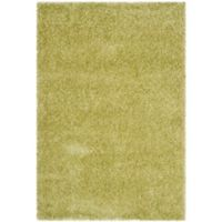 Safavieh Charlotte 4-Foot x 6-Foot Shag Area Rug in Green