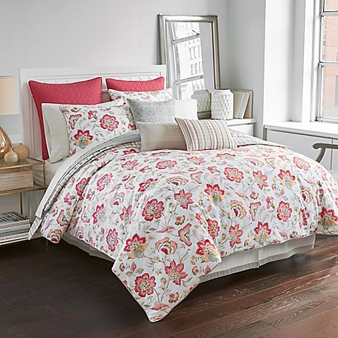 Boutique Living Sarasota Jacobean Reversible Comforter Set
