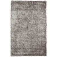 Safavieh New Orleans 3'x 5' Shag Area Rug in Grey