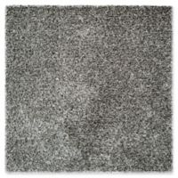 Safavieh New Orleans 7-Foot Square Shag Area Rug in Platinum