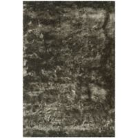 Safavieh Paris 8-Foot x 10-Foot Shag Area Rug in Titanium