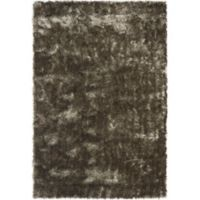 Safavieh Paris 8-Foot x 10-Foot Shag Area Rug in Silver