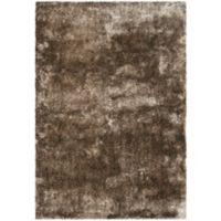 Safavieh Paris 10-Foot x 14-Foot Shag Area Rug in Sable