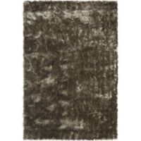 Safavieh Paris 10-Foot x 14-Foot Shag Area Rug in Silver