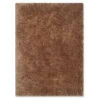 Safavieh Venice 5-Foot x 8-Foot Shag Area Rug in Taupe