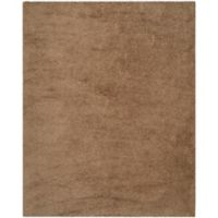 Safavieh Venice 8-Foot x 10-Foot Shag Area Rug in Taupe