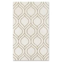 Couristan® Super Indo Naturals Alba 5-Foot 6-Inch x 8-Foot Area Rug in Ivory/Grey