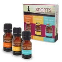 SpaRoom® Sports 3-Pack Essential Oils
