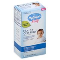 Hyland's® 4 oz. Baby Mucus + Cold Relief