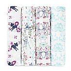 aden® Disney by aden + anais® 4-Pack Bambi Muslin Swaddle Blankets