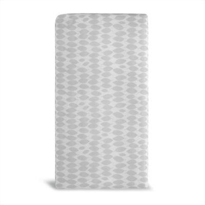 furniture u003e lullaby earth healthy support crib mattress in whitegrey