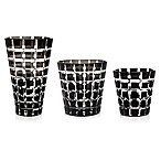 Lionel Richie Home Black Onyx Drinkware Collection