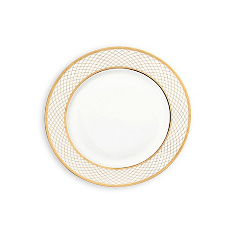 Impulse!® Geneva Salad Plate in White