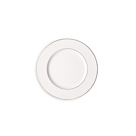 Impulse!® Riviera Bread and Butter Plate in White