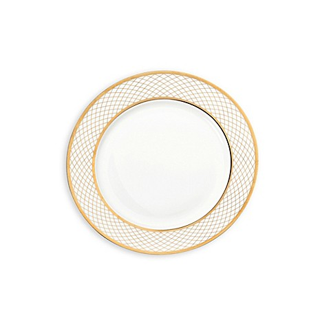 Impulse!® Geneva Bread and Butter Plate in White