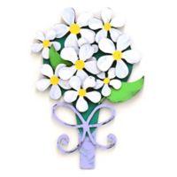 Letter2word Babes & Kiddos 2-Piece Flower Bouquet Wall Decal Set