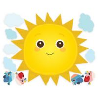 Wallies Baby Sunshine Peel & Stick Wall Decals