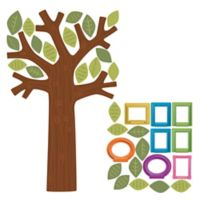 Wallies Fun Family Tree Wall Decal