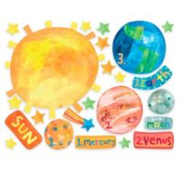 Solar System Peel & Stick Wall Decals