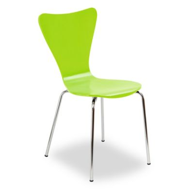 Seating U003e Legare® Furniture Bent Plywood Chair In Lime