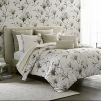 Harlequin Lotus Reversible Full/Queen Duvet Cover in Floral
