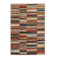 Mohawk Home Squared Up 2-Foot 6-Inch x 3-Foot 10-Inch Multicolor Accent Rug