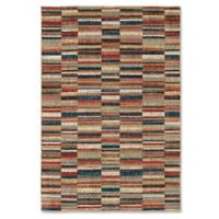 Mohawk Home Squared Up 5-Foot 3-Inch x 7-Foot 10-Inch Multicolor Area Rug