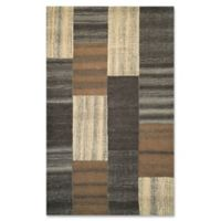 Couristan® Super Indo Naturals Luster 5-Foot 6-Inch x 8-Foot Area Rug in Brown