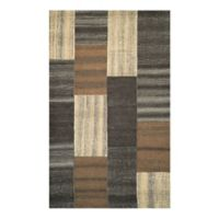 Couristan® Super Indo Naturals Luster 8-Foot x 11-Foot Area Rug in Brown