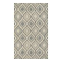 Couristan 9-Foot 6-Inch x 13-Foot Super Indo Naturals Ridley Area Rug in Cream