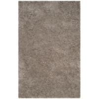 Safavieh Florence 8-Foot x 10-Foot Shag Area Rug in Silver