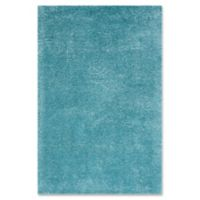Safavieh Indie 5-Foot 1-Inch x 7-Foot 6-Inch Shag Area Rug in Turquoise