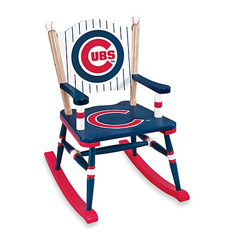 Major League Baseball Cubs Rocking Chair Buybuy Baby