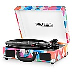 Victrola™  3-Speed Bluetooth Multi-Colored Record Player