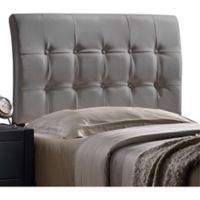 Hillsdale Furniture Lusso King Headboard in Grey