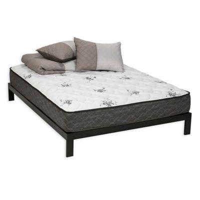 wolf tranquility firm memory foam queen mattress with platform in black buy queen mattress from bed bath  u0026 beyond  rh   bedbathandbeyond