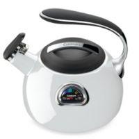 Cuisinart® PerfecTemp®® Teakettle in White