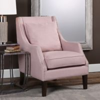 Uttermost Arieat Armchair in Blush