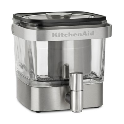 Grind And Brew Coffee Maker Bed Bath And Beyond : KitchenAid Cold Brew Coffee Maker - Bed Bath & Beyond