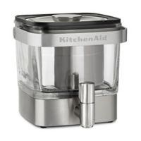 KitchenAid® Cold Brew 28 oz. Coffee Maker in Black