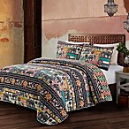 Live Dream Love Safari Full/Queen Quilt Set