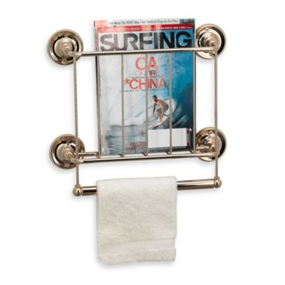 Buy Bathroom Wall Magazine Rack From Bed Bath Amp Beyond