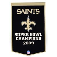 NFL New Orleans Saints Dynasty Banner