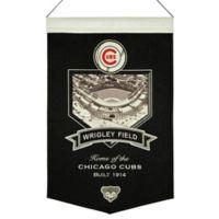 MLB Chicago Cubs Wrigley Field Stadium Banner