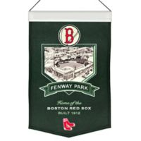 MLB Boston Red Sox Fenway Park Stadium Banner