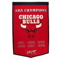 NBA Chicago Bulls Banner