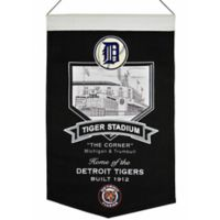 MLB Detroit Tigers Stadium Banner