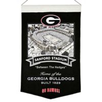 University of Georgia Stadium Banner