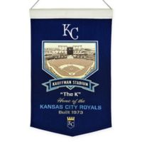 MLB Kansas City Royals Kauffman Stadium Banner